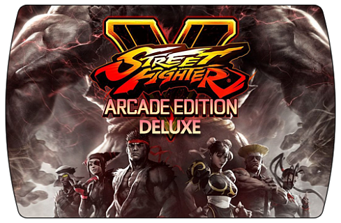 Street Fighter 5 Arcade Edition Deluxe (ключ для ПК)