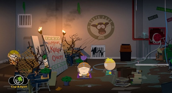 South Park The Stick of Truth - Ultimate Fellowship & Samurai Spaceman Bundle