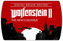 Wolfenstein 2 The New Colossus Digital Deluxe Edition