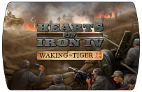 Hearts of Iron IV – Waking the Tiger