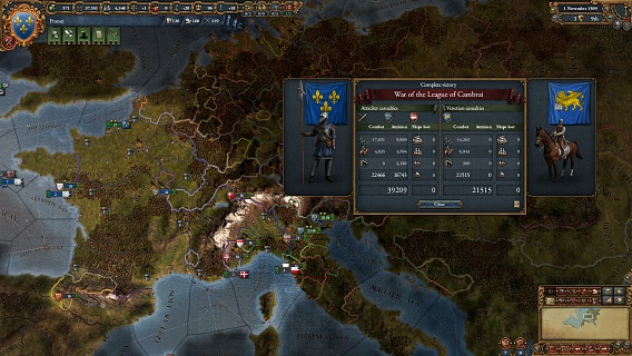 Europa Universalis IV – Rights of Man (ключ для ПК)
