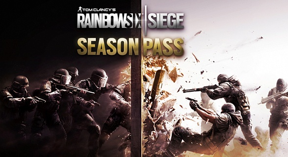 Tom Clancy's Rainbow Six: Siege Season Pass
