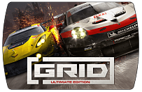 GRID Ultimate Edition (2019) (ключ для ПК)