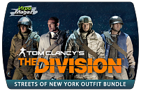 Tom Clancy's The Division - Streets of New York Outfit Bundle