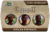Crusader Kings II – African Portraits (ключ для ПК)