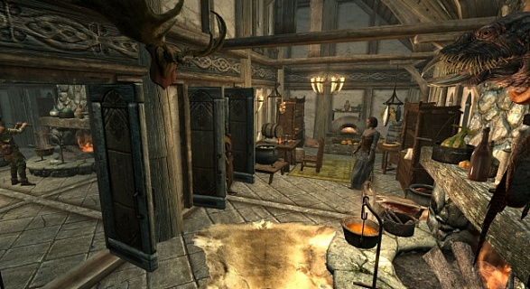 The Elder Scrolls V Skyrim – Hearthfire