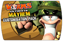 Worms Ultimate Mayhem – Customization Pack