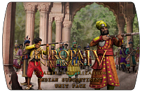 Europa Universalis IV – Indian Subcontinent Unit Pack (ключ для ПК)