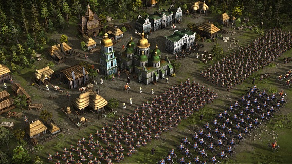 Cossacks 3 – Rise to Glory (ключ для ПК)