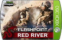 Operation Flashpoint: Red River для Xbox 360