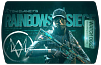 Tom Clancy's Rainbow Six Siege – Ash Watch Dogs Set