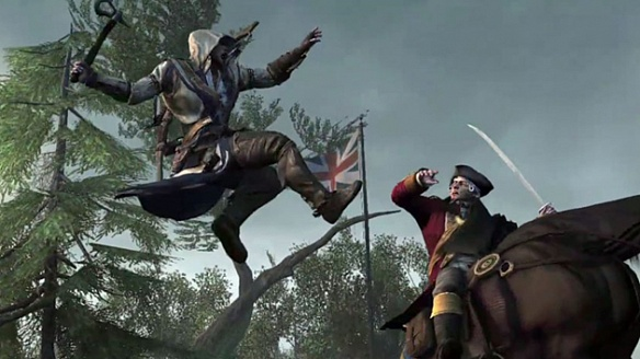 Купить Assassin's Creed III Special Edition