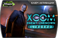 XCOM Enemy Unknown – Slingshot Pack