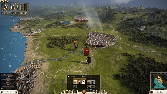 Total War Rome II – Rise of the Republic Campaign Pack