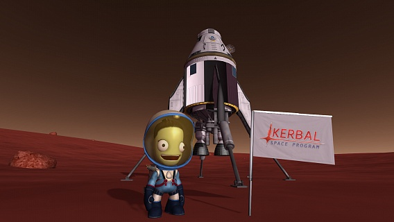 Kerbal Space Program Making History Expansion (ключ для ПК)