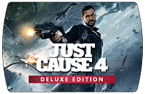 Just Cause 4 Deluxe Edition (ключ для ПК)
