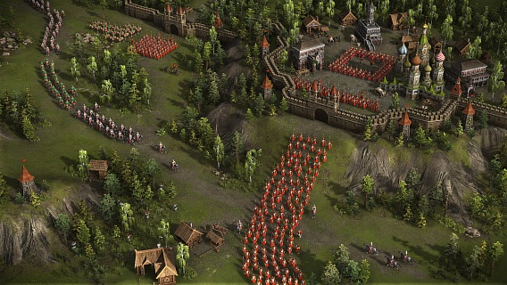 Cossacks 3 (ключ для ПК)
