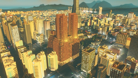 Cities Skylines – Content Creator Pack Art Deco