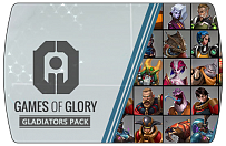 Games Of Glory – Gladiators Pack