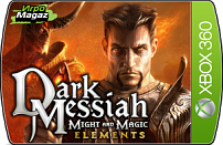 Dark Messiah of Might and Magic: Elements для Xbox 360