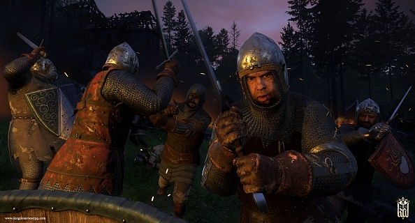 Kingdom Come Deliverance – From the Ashes