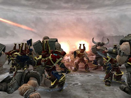 Warhammer 40000 Dawn of War 1 – Winter Assault (ключ для ПК)