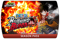 One Piece Burning Blood Season Pass
