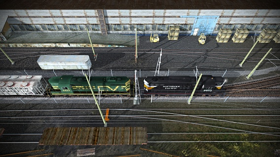 Trainz A New Era (ключ для ПК)