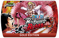 One Piece Burning Blood Gold Edition (ключ для ПК)