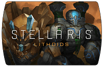 Stellaris – Lithoids Species Pack (ключ для ПК)