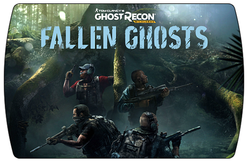 Tom Clancy's Ghost Recon Wildlands – Fallen Ghost