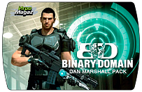 Binary Domain – Dan Marshall Pack