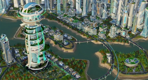 SimCity – Cities of Tomorrow