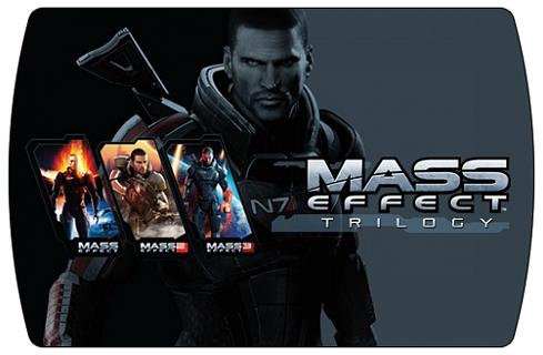 Mass Effect Trilogy (ключ для ПК)