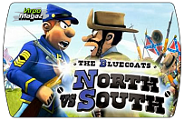 The Bluecoats – North vs South