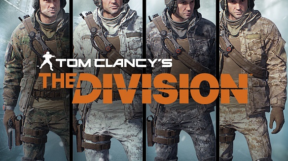 Купить Tom Clancy's The Division - Streets of New York Outfit Bundle