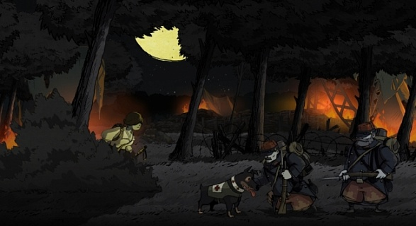 Valiant Hearts The Great War (ключ для ПК)