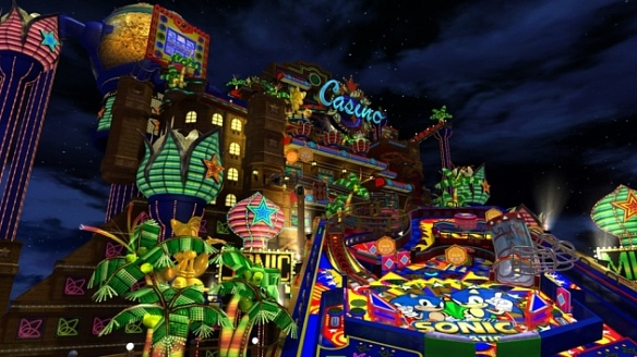 Купить Sonic Generations - Casino Nights