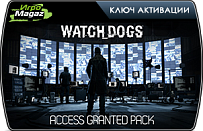 Watch Dogs – Access Granted Pack