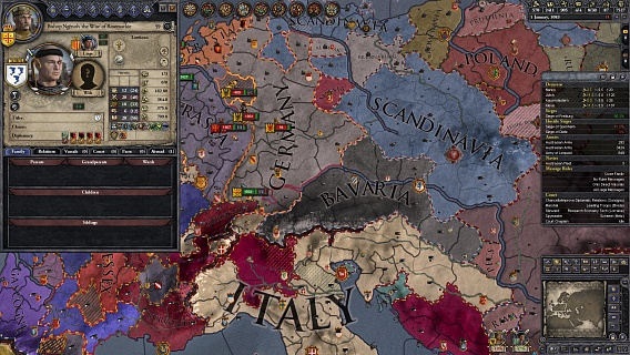 Crusader Kings II – Hymns of Revelations (ключ для ПК)