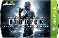 Chronicles of Riddick: Assault on Dark Athena для Xbox 360