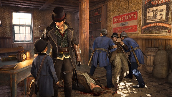 Купить Assassin's Creed Syndicate - The Dreadful Crimes