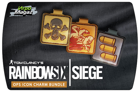 Tom Clancy's Rainbow Six Siege – Ops Icon Charm Bundle