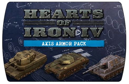 Hearts of Iron IV – Axis Armor Pack (ключ для ПК)