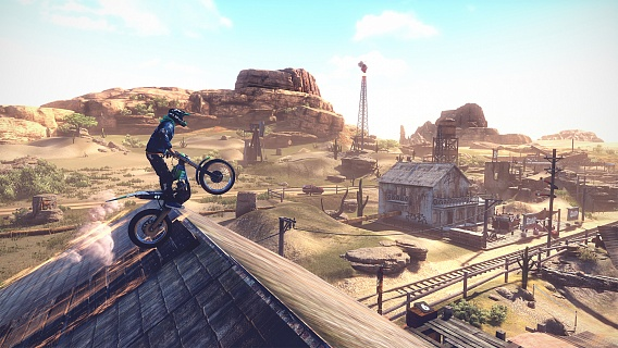 Trials Rising Gold Edition (ключ для ПК)