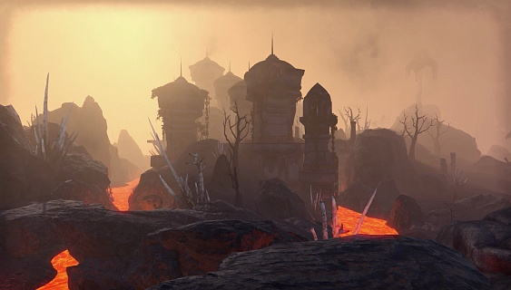 The Elder Scrolls Online – Morrowind (ключ для ПК)