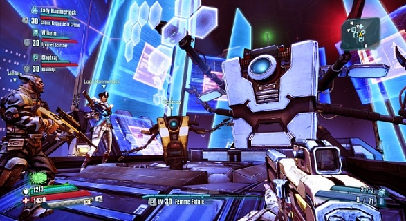 Borderlands The Pre-Sequel – Claptastic Voyage and Ultimate Vault Hunter Upgrade Pack 2