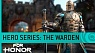 For Honor Trailer: The Warden (Knight Gameplay) - Hero Series #3 [US]