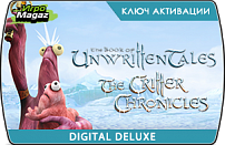 The Book of Unwritten Tales The Critter Chronicles Digital Deluxe