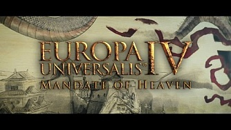 Europa Universalis IV: Mandate of Heaven - Announcement Trailer